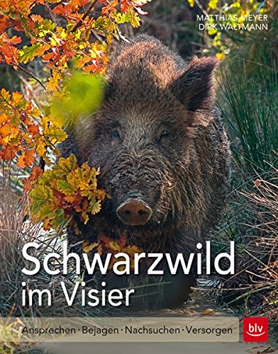 Schwarzwild im Visier: Ansprechen Bejagen Nachsuchen Versorgen